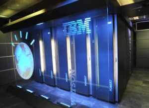 IBM Watson Machine Room